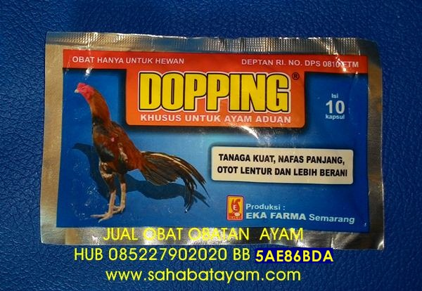Jual Doping Ayam Eka Farma