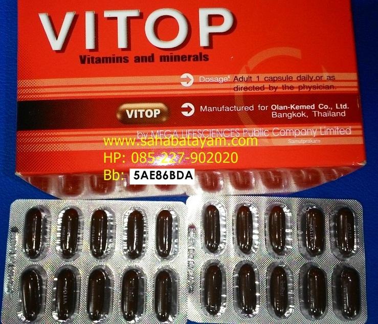 Jual Vitamin Ayam Vitop
